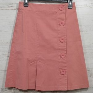 Sitwell Anthropologie  Womens A-Line Skirt  Size 0